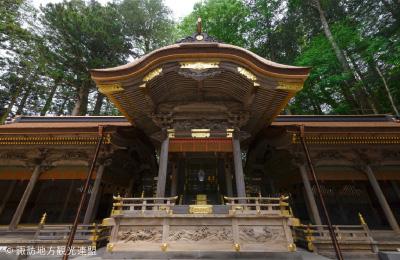 上社本宮 ©諏訪地方観光連盟