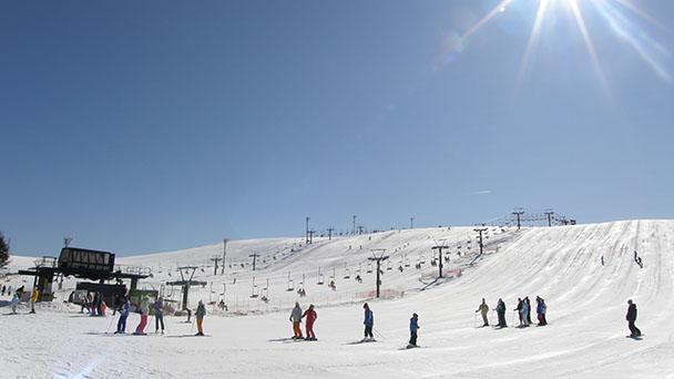 ファミリーゲレンデ霧ヶ峰スキー場