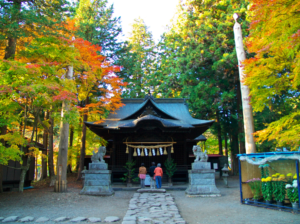 和歌にも詠われたモミジの名所! 「出早公園もみじ祭り」は10月25日から