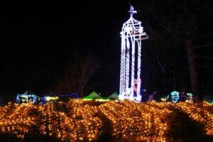 クリスマスシーズンを彩る高原のイルミ! 「星空のイルミネーション」は11月16日から