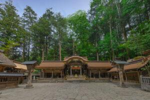 初詣、来年は「分参」を……諏訪大社は12月20日から旧正月2月12日まで縁起物も用意