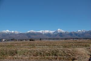 【年末の八ヶ岳の道路状況/服装】道路に基本雪はなし…ただし凍結対策などは必須